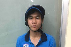 Bắt nghi phạm cướp giật điện thoại, kéo lê cô gái ở trung tâm TP HCM