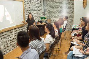 Sinh viên và nỗi 'ám ảnh' mang tên… tiếng Anh