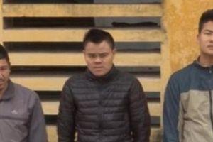 Khởi tố nhóm đối tượng giả công an cướp chiếu bạc tại Vĩnh Phúc