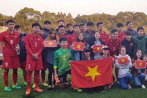 U16 Việt Nam rơi vào bảng đấu dễ nhất giải U16 châu Á