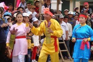 Sắp đón bằng di sản văn hóa phi vật thể UNESCO cho bài Chòi Trung bộ