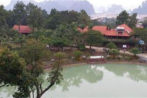 Biệt phủ hoành tráng nhất Quảng Ninh: Không phải đại gia