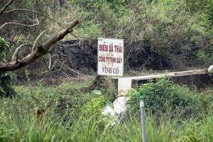 Sông Thị Tính đang bị 'bức tử'