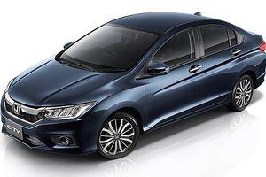 Giá bán xe ô tô Honda tại Việt Nam cập nhật mới nhất tháng 4/2018