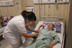 Các bệnh viện sẽ thành lập khoa Lão, chăm sóc sức khỏe người cao tuổi