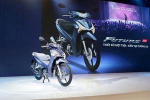 Bất ngờ đến từ Honda Future FI 125cc mới