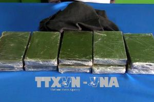 Bắt hai đối tượng trong đường dây ma túy lớn từ Sơn La về Hà Nội