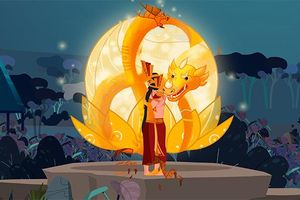 Lòng tự hào dân tộc dâng cao trong phim hoạt hình 5 triệu view 'Con Rồng Cháu Tiên'