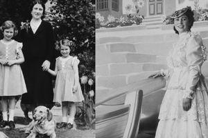 Hoàng gia Anh và những bức ảnh lịch sử chưa được công bố
