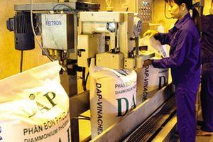 DAP - Vinachem báo lãi 6,6 tỷ đồng trong 2 tháng đầu năm 2018