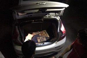 Thiếu nợ, trộm cả ô tô