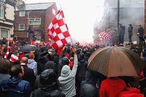 Liverpool bàn chuyện an ninh trận bán kết lượt về Champions League