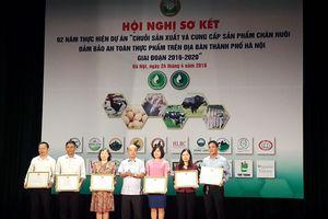 Chuỗi chăn nuôi Hà Nội lan tỏa mạnh mẽ