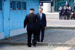 Những hình ảnh đi vào lịch sử cuộc gặp thượng đỉnh liên Triều