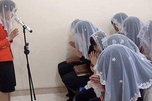 Xử lý nghiêm 'Hội Thánh Đức Chúa Trời Mẹ' tuyên truyền, xúi giục người dân