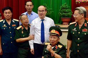 Bí thư Thành ủy TPHCM Nguyễn Thiện Nhân: Chấn chỉnh công tác cán bộ, ngăn chặn lợi ích nhóm