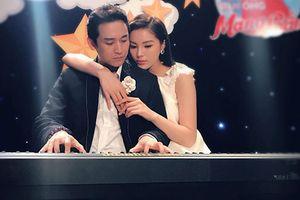 Hot Face sao Việt 24h: Hoa hậu Kỳ Duyên tình tứ bên Hứa Vĩ Văn