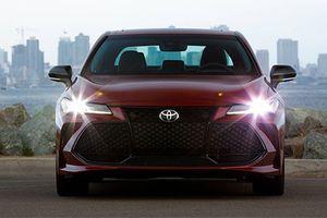 Toyota Avalon 2019 chốt giá từ 808 triệu đồng tại Mỹ