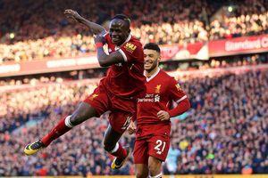 Liverpool thắng tưng bừng để soán ngôi nhì bảng của MU