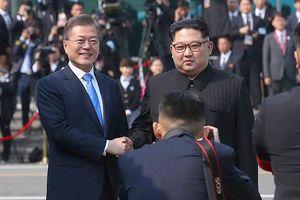 Video cuộc gặp gỡ lịch sử giữa lãnh đạo Triều Tiên và Hàn Quốc tại Bàn Môn Điếm ngày 27/4