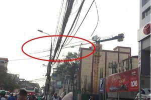 Quận Thanh Xuân (Tp. Hà Nội): Dự án nhiều sai phạm nhưng vẫn ngang nhiên hoạt động, uy hiếp tính mạng người dân