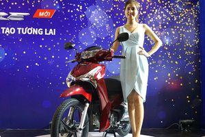 Honda Future 2018 phong cách SH giá từ 30,2 triệu tại Việt Nam