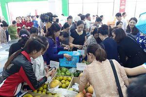 Khai trương khu trung tâm thương mại xanh Lam Sơn