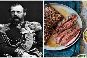 Bật mí sở thích ăn uống của các Sa hoàng Nga