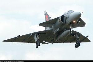 Saab 37 Viggen: Kẻ bắn hạ 'chim đen' đến từ Thụy Điển
