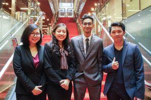 SV RMIT giành giải Nhất cuộc thi Giải quyết tình huống kinh doanh lần thứ 3 liên tiếp