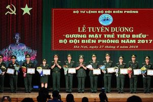 Gương mặt trẻ tiêu biểu lực lượng Bộ đội Biên phòng có nhiều đóng góp cho sự nghiệp giáo dục
