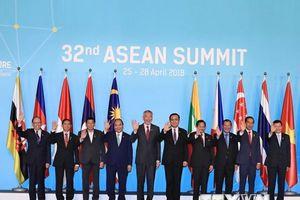 Hình ảnh Thủ tướng dự Phiên khai mạc Hội nghị Cấp cao ASEAN lần thứ 32