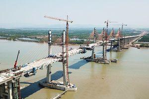 Hợp long cầu Bạch Đằng: Hải Phòng đi Quảng Ninh chỉ còn 25 km, Hà Nội còn 130 km