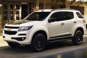 'Kẻ tiên phong' Chevrolet Trailblazer bắt đầu tung hoành ở Việt Nam