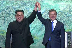 Ông Kim Jong-un trở về nước kết thúc tốt đẹp Thượng đỉnh liên Triều