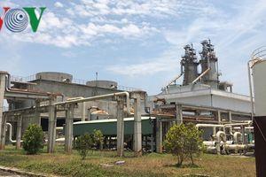 Khởi động lại nhà máy Soda Chu Lai sau hơn 1 năm dừng hoạt động