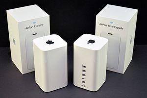 Apple chính thức ngừng kinh doanh thiết bị mạng không dây AirPort
