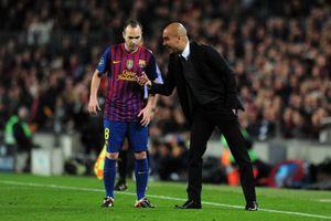 Pep Guardiola: 'Man City muốn Iniesta là thông tin dối trá'
