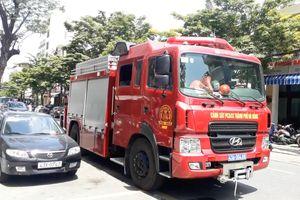 Đà Nẵng: Cháy chung cư F.Home, hàng trăm người dân chạy toán loạn