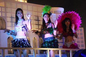 Carnaval Hạ Long 2018: Vũ công 'nóng bỏng', nghệ thuật đặc sắc