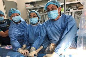 Bệnh viện Chợ Rẫy đặt máy tạo nhịp tim không dây thành công