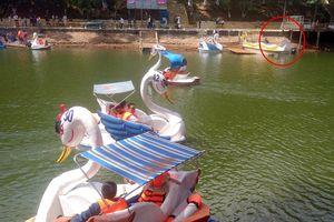 Gia Lai: Nguy cơ 'Hà bá' rình rập khách chơi dịch vụ trên hồ Đức An?