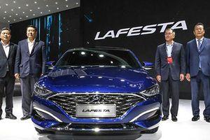 Chi tiết Hyundai Lafesta - 'hàng độc' dành cho dân Trung Quốc