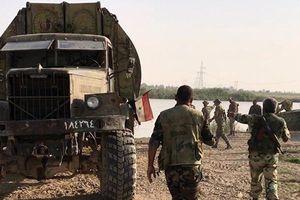 Quân Syria chiếm nhiều ngôi làng chiến lược gần sông Euphrates từ SDF