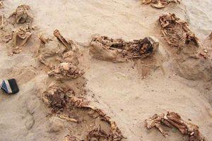 Phát hiện vụ thảm sát trẻ em lớn nhất trong lịch sử