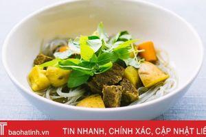 Phở Việt Nam lọt top 30 món ăn ngon nhất thế giới của CNN