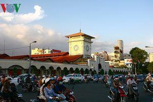 Chợ Bến Thành - điểm đến du khách không thể bỏ qua ở TPHCM
