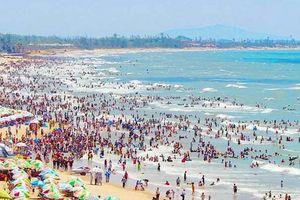 Gần 300.000 lượt du khách đến TP Vũng Tàu trong dịp nghỉ lễ