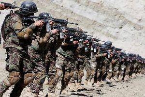 Trước khi rút quân, Mỹ để lại gì cho Đặc nhiệm Afghanistan?