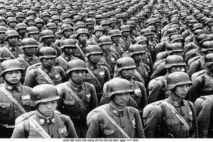 Ảnh cực hiếm về Quân đội Trung Quốc trong Chiến tranh Trung-Nhật